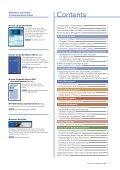 Casio Corporate Report 2008 - Page 3
