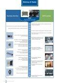 Casio Corporate Report - Page 6
