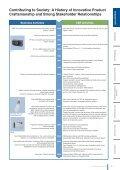 Casio Corporate Report - Page 7