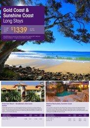 Gold Coast & Sunshine Coast Long Stays - Calder and Lawson Travel