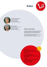 Webmagazin vhs AB Herbst 2015: Kultur