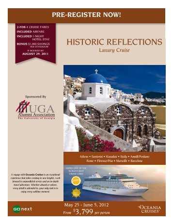 HISTORIC REFLECTIONS
