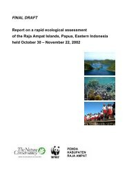 Rapid Ecological Assessment - Indo-Pacific Images