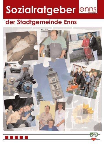 Sozialratgeber der Stadt Enns