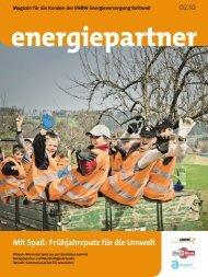 Mit Spaß: Frühjahrsputz für die Umwelt - ENRW Energieversorgung ...
