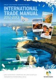 International Trade Manual