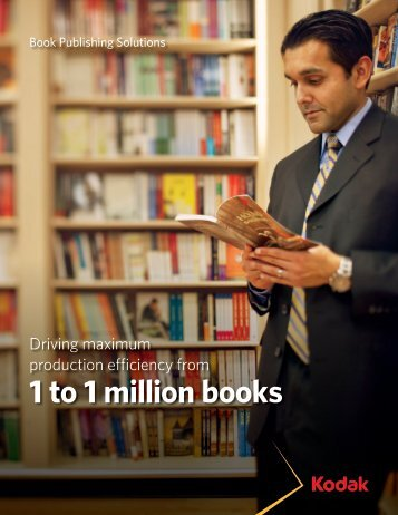 1 to 1 million books