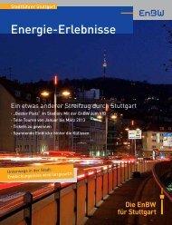 Stadtführer Stuttgart als PDF - EnBW