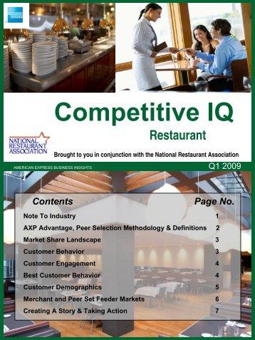 Competitive IQ