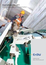 EnBW-Geschäftsbericht 2011* (pdf 5 MB)