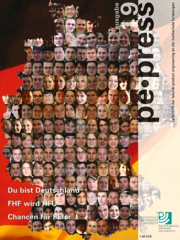 pe press - Hochschule Furtwangen