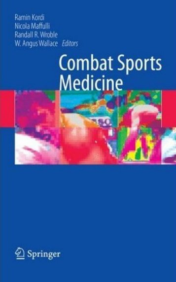 Nutrition in Combat Sports