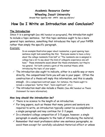 how can i write introduction for essay How do i make an introduction for an essay update cancel this is a very simple and generic way to write an introduction, if you can make it sound smooth in a.