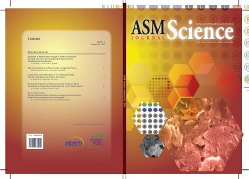 Announcements - Akademi Sains Malaysia
