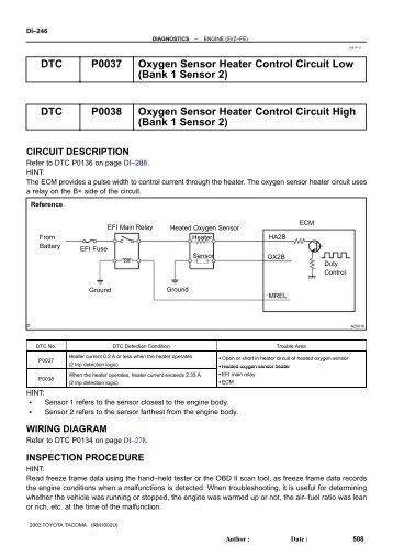 heater control circuit low