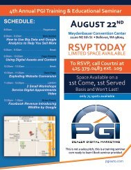August 22 RSVP TODAY