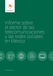 el sector de las telecomunicaciones y las redes sociales en México