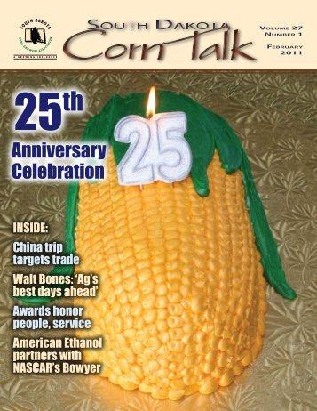 February 2011 - South Dakota Corn Growers Association