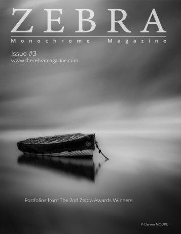 Zebra Monochrome Magazine Issue #3