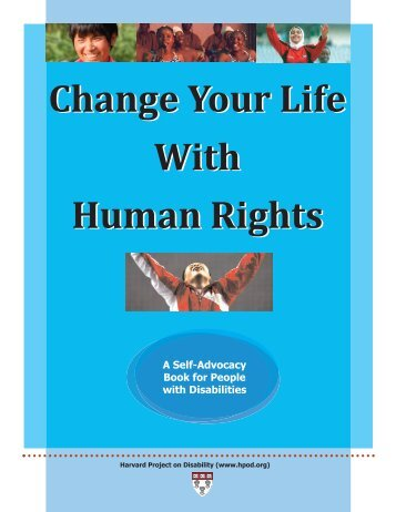 Change Your Life With Human Rights