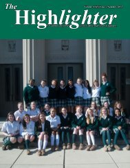 Highlighter - The Catholic High School of Baltimore