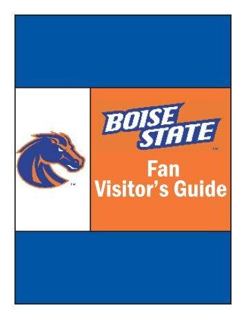 Fan Visitor's Guide - Boise Hillside Suites