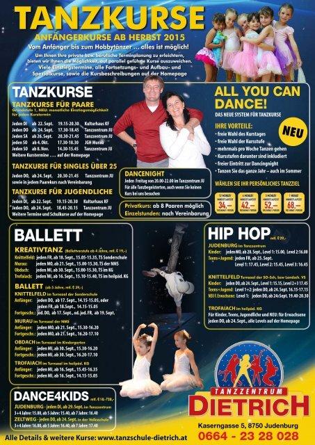 Tanzschule Dietrich Tanzkurse