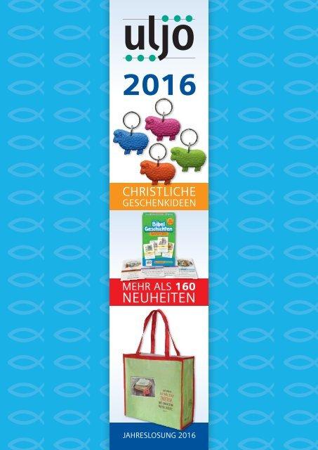 Uljö Katalog 2016