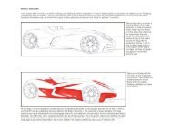 Tutorials sport car marker rendering - ACDAC