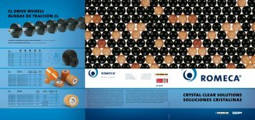 GLARO-E-SP/07.2007 crystal clear solutions soluciones cristalinas