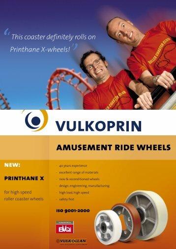 amusement ride wheels
