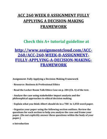 hca240 week 8 assignment Hca 240 wk 8 mental illness paper - free download as word doc mental illness paper bipolar disorder hca/240 – week 8 final assignment instructor.