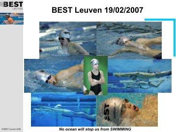 BEST Leuven 19/02/2007