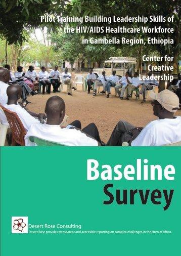 Baseline Survey