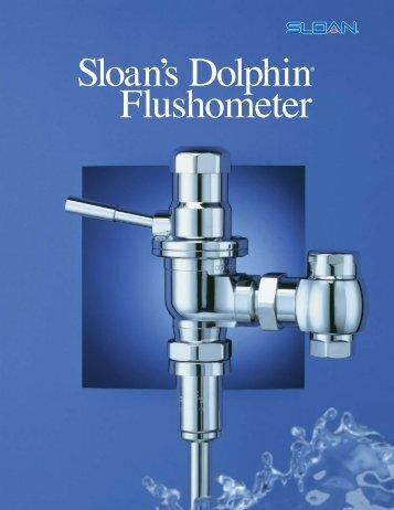 Sloan's Flushometer