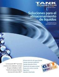Soluciones para el almacenamiento de líquidos