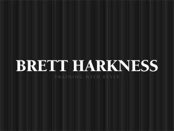 BRETT HARKNESS