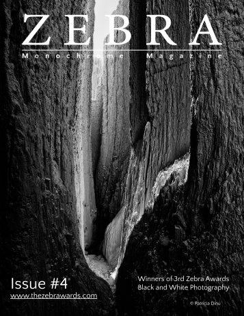 The Zebra Magazine Issue #4