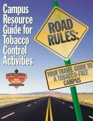 Road Rules - Tobacco Free U