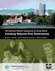 www.bacchusnetwork.org www.tobaccofreeU.org