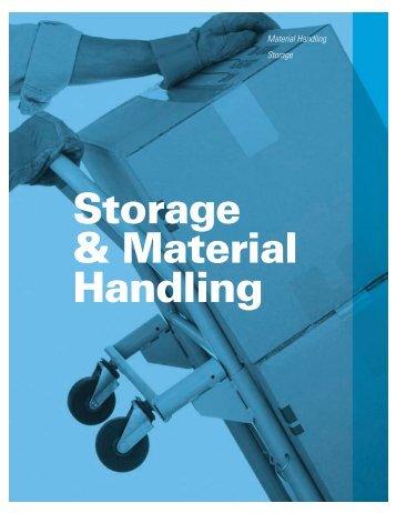 & Material Handling