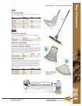 Mops Brooms & Brushes - Page 5