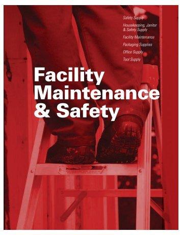 Maintenance & Safety