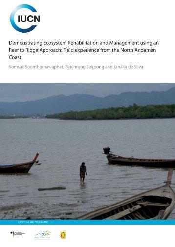 Demonstrating Ecosystem Rehabilitation and Management ... - IUCN