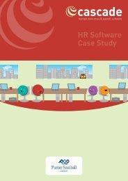 View Case Study - Cascade HR Software