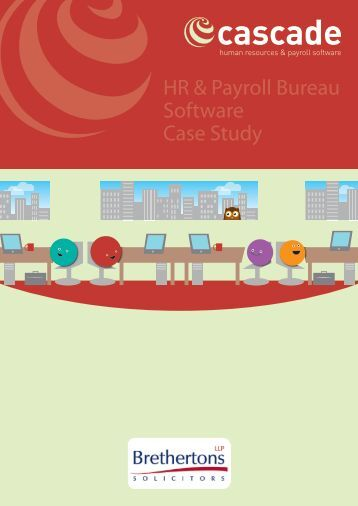 payroll management case study