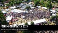 FOLKEMØDEANALYSEN 2015