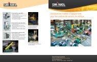 Solutions en matière d'équipement pour les centres de service de métaux