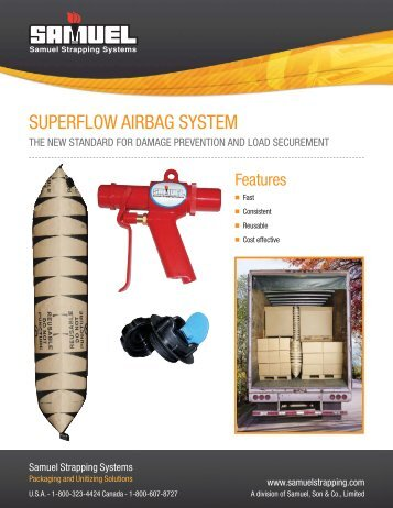 SUPERFLOW AIRBAG SYSTEM