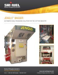 JENGLO BAGGER